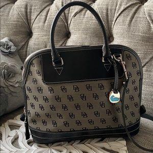 Dooney & Burke Vintage Purse Handbag Crossbody